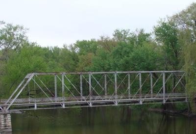 Millbrook Bridge on April 26, 2016