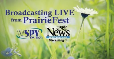 PrairieFest Broadcast Live