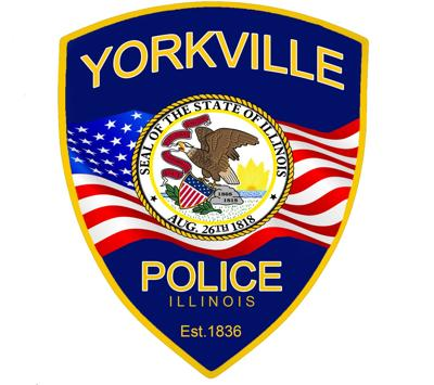 Yorkville Police Department Logo NEW