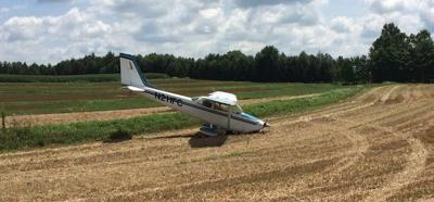Plane Crash Near Millbrook