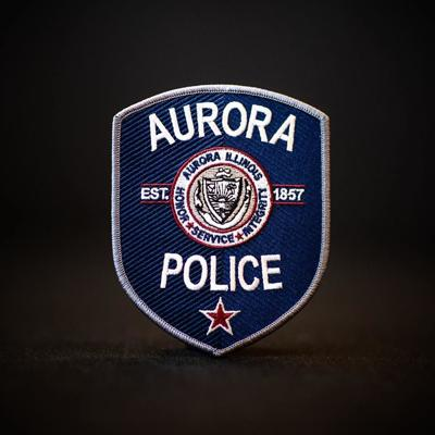 Aurora Police Badge 2019
