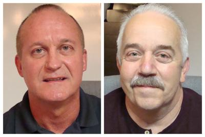 Collage:  Bill Littlebrandt and Rick Whitecotton