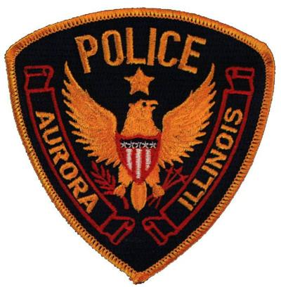 Aurora Police Badge