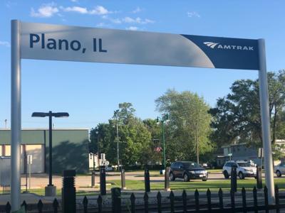 Plano Amtrak