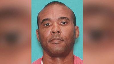 MMA fighter Cedric 'Spiderman' Marks captured after jail van escape: Texas authorities jail van escape