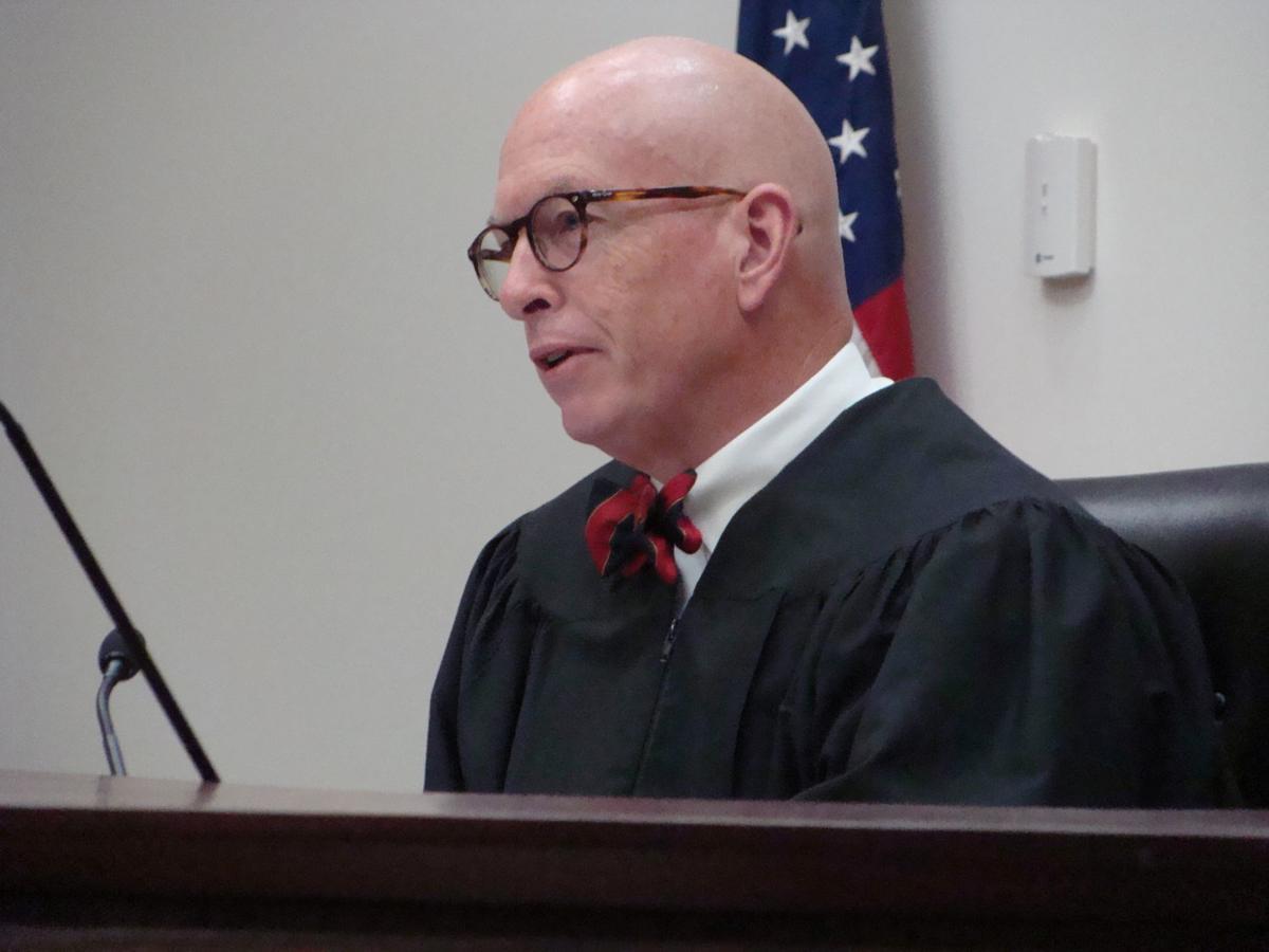 Judge Robert Pilmer 05 31 2019