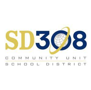 Oswego School District 308 logo