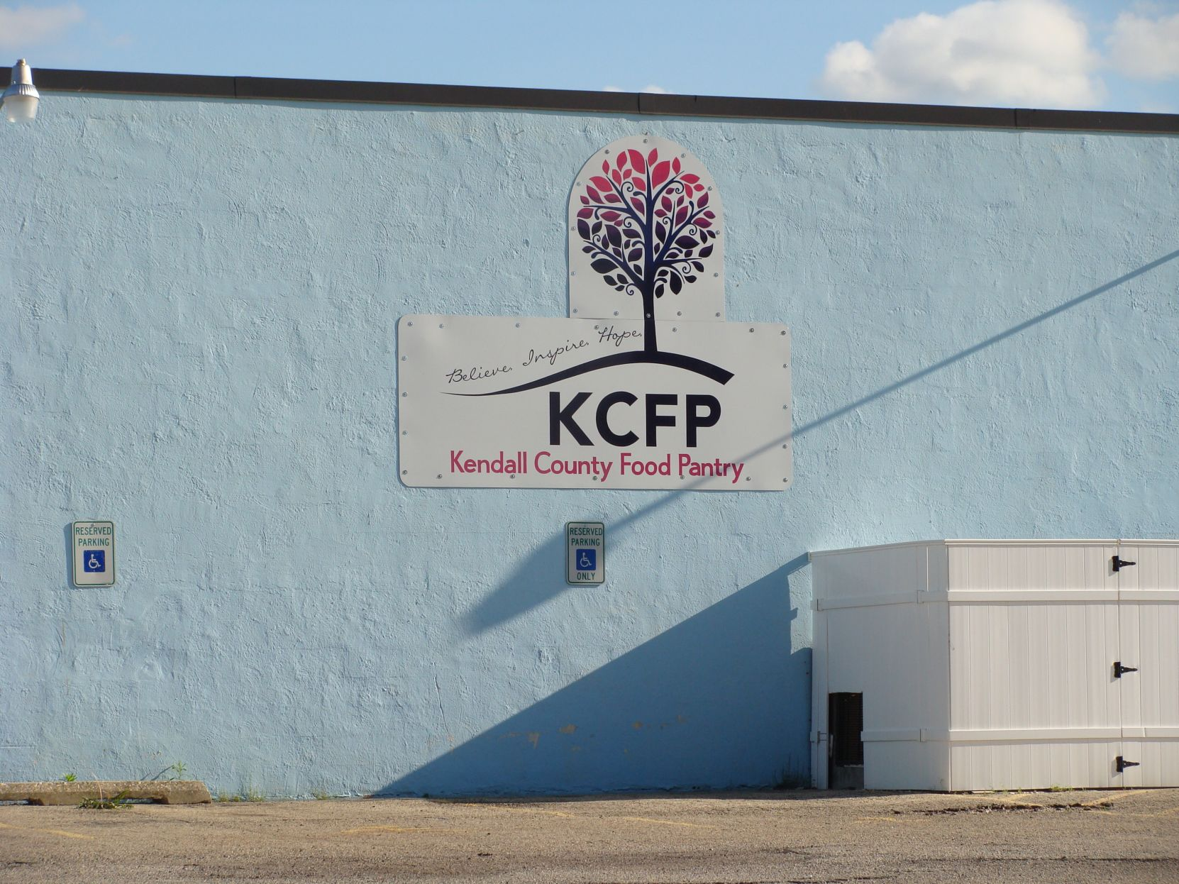 New Board Takes Control of The Kendall County Food Pantry News