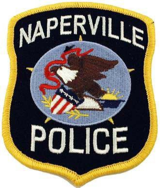 Naperville Police Badge
