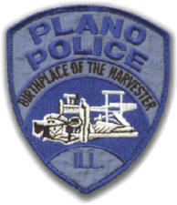 Plano Police Department Badge