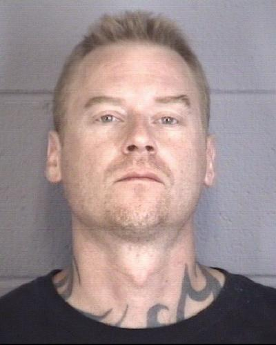 Carl Russell Booking Photo