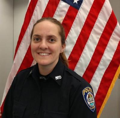 Montgomery Police Officer Kelli Smith