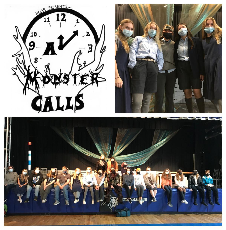 "Newark High School Drama Club to Present ""A Monster Calls"""