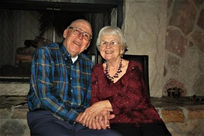 Harold and Joan Gavin of Sandwich