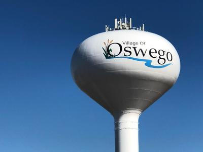 Oswego Water Tower NEW