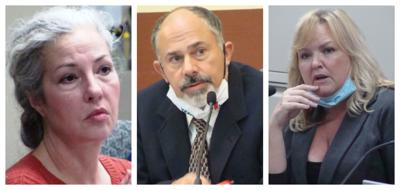 Collage:  Audra Hendrix, David Guritz and Amy Cesich