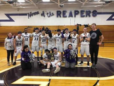 Plano Reapers Unified Special Olympics Basketball Team Wins