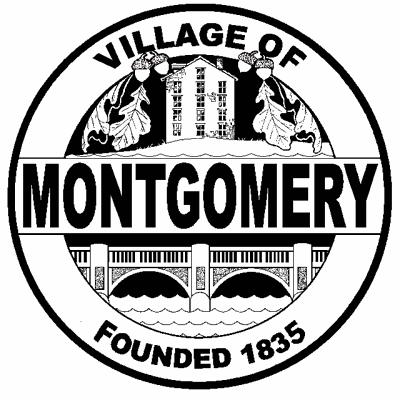 Village of Montgomery Logo