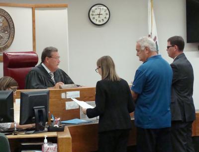 Ex-Sandwich Mayor Rick Olson in Court on 07 10 2019