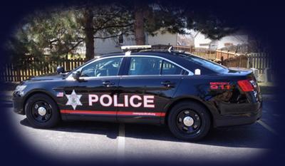 Oswego Police Car