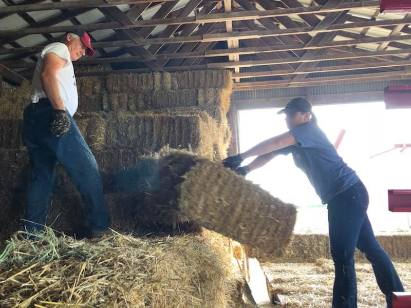 FarmHers: Leland Family Carry on Farming Traditions After Tragic Loss
