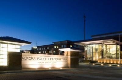 Aurora Police Station