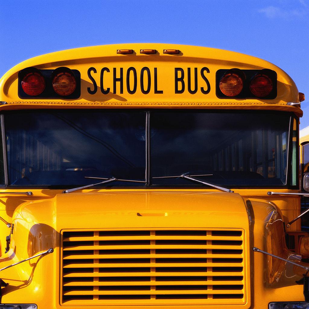 No Serious Injuries in Vehicle Vs. School Bus Crash in Montgomery