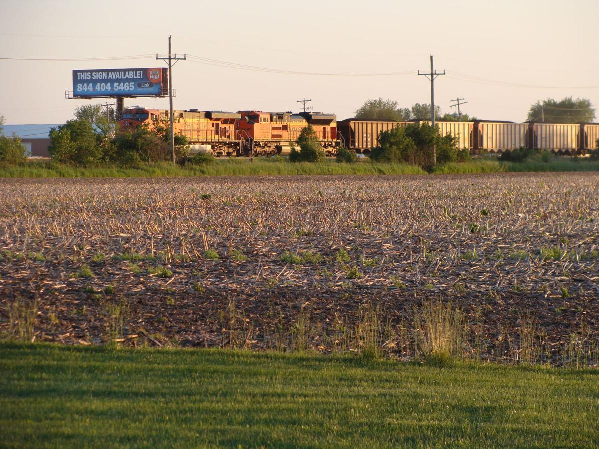Potential Metra Land in Sandwich