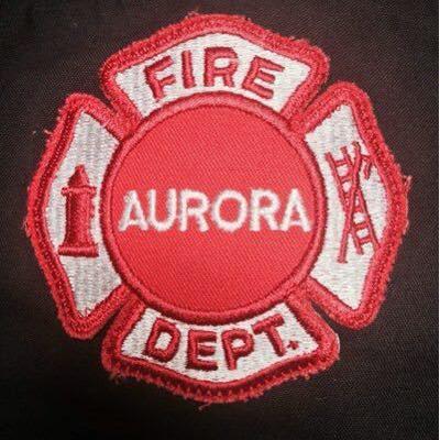 Aurora Fire Dept. Patch
