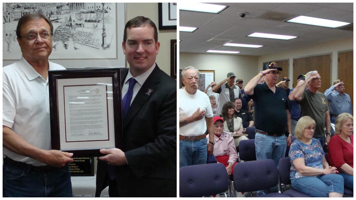 Illinois kendall county oswego - Kendall County Designated A Purple Heart County