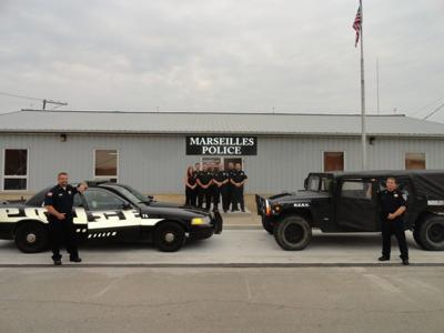 Marseilles Police Offering Crime Reporting, Neighborhood