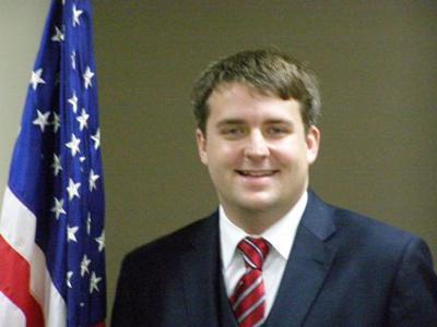 Kendall County Board Member Matthew Prochaska