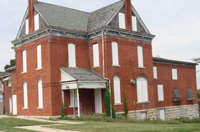 Old Kendall Jail