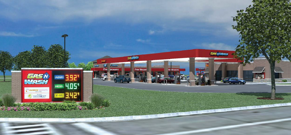 Navigate To The Closest Gas Station >> Gas Station Proposal In Yorkville Moves To City Council Kendall