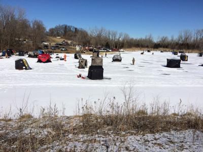 Plano Ice Fishing