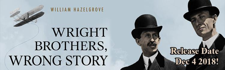 Wright Brothers, Wrong Story!