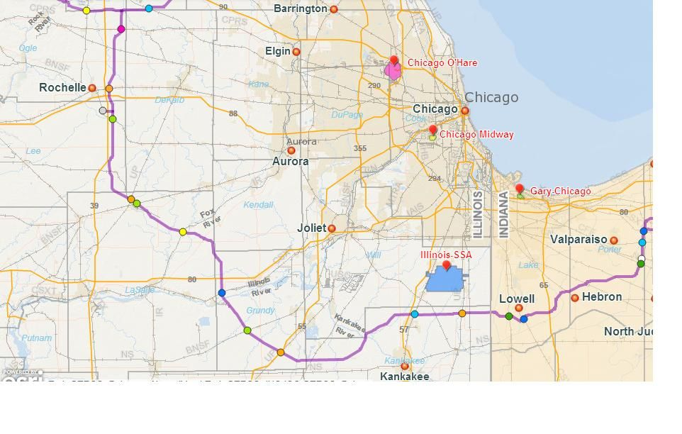 Great Lakes Basin Railroad Looks to Create Freight Bypass around