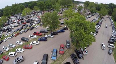 Starved Rock Parking Lot