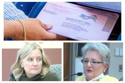 Vote by Mail, Debbie Gillette and Anne Vickery