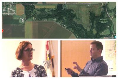 Little Rock Creek Watershed, Cecily Kunz and Steve Zimmerman