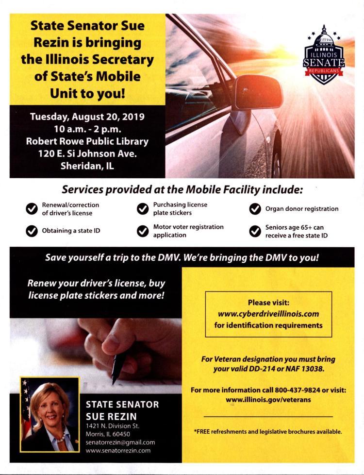 Illinois Secretary of State Mobile Unit