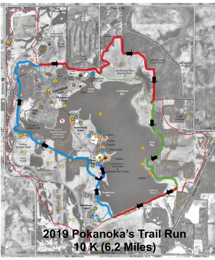 Pokanoka's Trail Run