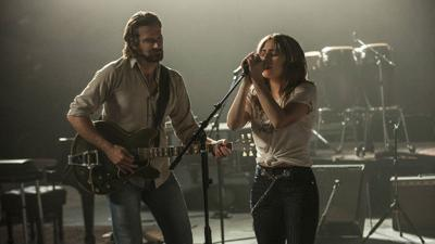"""Ahead of the Oscars, Bradley Cooper says Las Vegas duet with Lady Gaga was """"just to see"""" if he'd be """"horrendous"""""""
