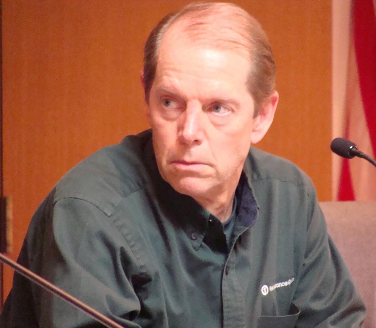 Alderman Pete Dell