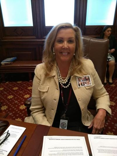 Photo Courtesy of Senator Rezin