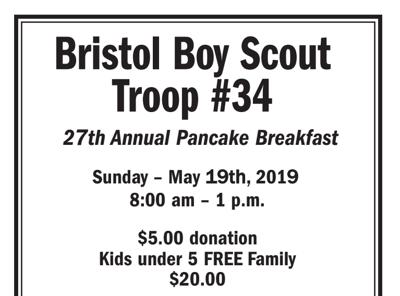 Bristol Boy Scouts