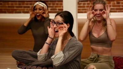 People are trying face yoga in an attempt to reduce wrinkles, signs of aging