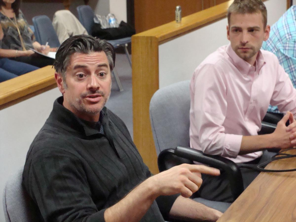 Tony Manno and Jared Patton
