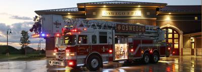 Oswego Fire Truck