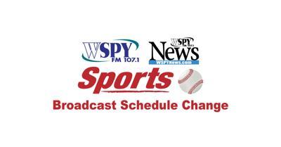 WSPY Sports w/baseball